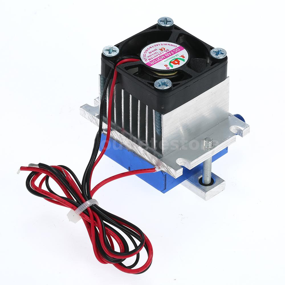 Coleman Thermoelectric Cooler Fan Motor