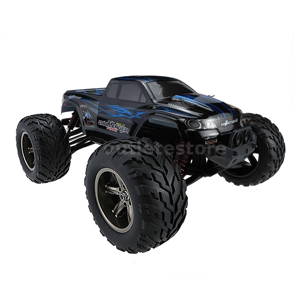 ... GPTOYS Foxx S911 Monster Truck 1/12 RWD High Speed RC Car J1B0  eBay