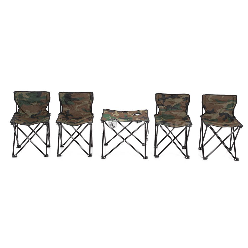 Outdoor Camping Picnic Fishing Folding Foldable Table and