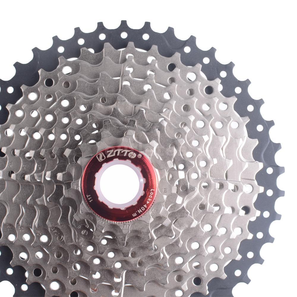 10 Speed 11-42T Wide Ratio MTB Bike Bicycle Cassette Sprocket Freewheel S5B4