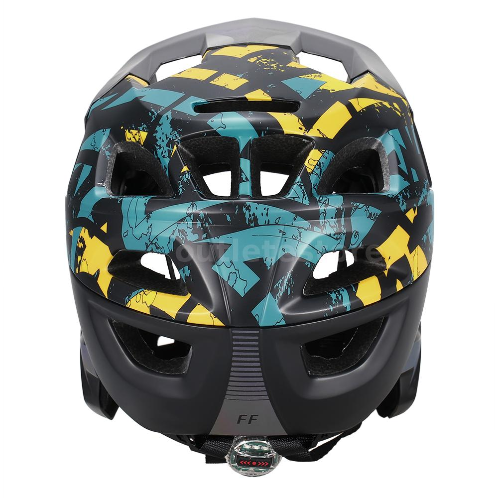 GUB Detachable Full Face Helmet for Child Cycling Skating Skiing Reflective I3S2